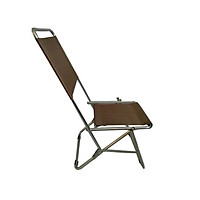 Ghế xếp inox loại cao Thanh Long GXI-L02 44 x 42 x 86 cm (Vàng đồng)