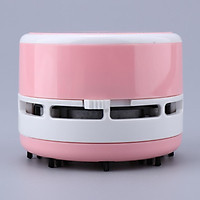 Robot Vacuum Cleaner Automatic Mini Strong Suction HEPA Filter Robotic Vacuums for Dog Pets Hair Hardwood Floor Surfaces 2.99x2.99x2.36 inch