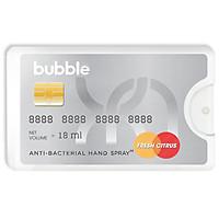 Xịt Rửa Tay Kháng Khuẩn Bubble 100g