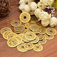Đồng Tiền Xu Gieo Quẻ, Xin Đài Combo 15 Xu cao cấp, chất lượng