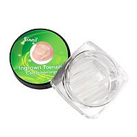 10PCS Ingrown Toenail Corrector Pad Foot Care Straightening Pad Toenail Patch Adhesive Toenail Correction Pedicure Toe