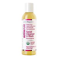 Sữa Rửa Mặt Hoa Hồng Và Hoa Nhài Hữu Cơ Alteya Organics Facial Cleanser Wash Rose Jasmine (150ml)