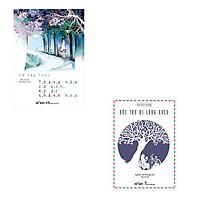 Combo 2 cuốn tiểu thuyết đặc sắc của Cố Tây Tước: Tháng Năm Có Anh Ký Ức Thành Hoa - Bức Thư Bị Lãng Quên