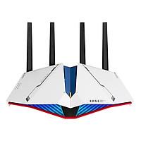 Router Wifi ASUS AURA RGB RT-AX82U GUNDAM EDITION Hai Băng Tần, Chuẩn AX5400 (Chuyên Cho Game Di Động) - Hàng Chính Hãng