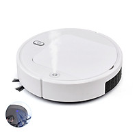 Robot Vacuum Cleaner Spray Type UV Light Automatic Cleaning Anti-drop Sensor Anti-crash Rechargeable Sweeping Robots for