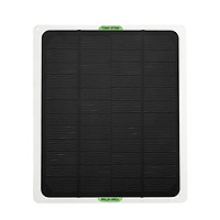 Monocrystalline Silicon Solar Charging Panel for Vehicle Boat Yacht Single Crystal Charging Solar Panel Trickle Charge
