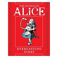 The Macmillan Alice Everlasting Diary (Notebook)