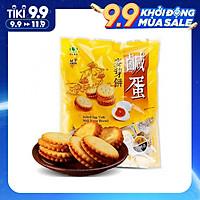 Combo 5 Túi Bánh quy trứng muối Đài Loan 180gr