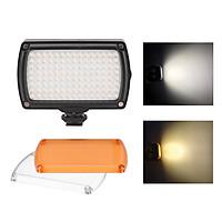 120 LEDs Video Light Dimmable Dual Color For GoPro/DJI Osmo Mobile/Zhiyun/Feiyu Vimble Vlog Pocket Fill Light Photography