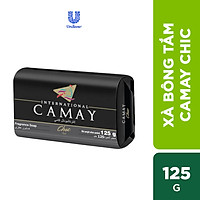 Xà bông tắm hương nước hoa Camay Chic 125g