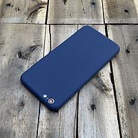 Ốp lưng dẻo mỏng dành cho iPhone 6 Plus / iPhone 6s Plus - Màu xanh dương đậm