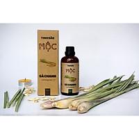 Tinh dầu sả chanh nguyên chất 50ml chất lượng cao / Đuổi muỗi, Thanh lọc không khí, Thư giãn / Tinh dầu MỘC