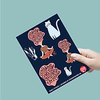 Go Inside - Single Sticker hình dán lẻ