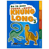 Bé Tô Màu - Vương Quốc Khủng Long - Quyển 3