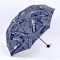 Cây dù che mưa nắng hình nền giấy báo loại rộng 98 cm, hổ trợ chụp ảnh, quay phim cực đẹp
