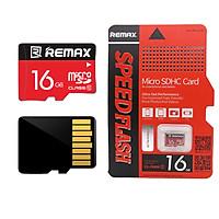 Thẻ nhớ MicroSD Remax 16Gb Class 10 - Hàng nhập khẩu