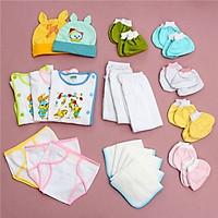 Set 28 Món Đồ Cho Trẻ Sơ Sinh Từ 0 Đến 03 Tháng