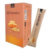 Mật ong hộp giấy xuất khẩu dạng stick Behonex Dark 25g*12
