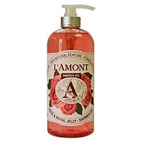 Sữa Tắm L'amont En Provence Rose (Hoa Hồng) Shower Gel 1000ml