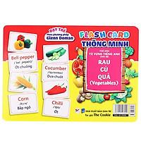 Flash Card Thông Minh_Rau Củ Quả