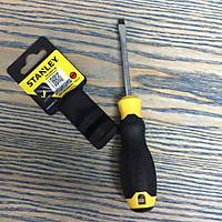 Tua vít dẹp 5x75mm có từ Stanley STMT60821-8