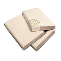 Combo 3 gối cao su thiên nhiên KYMDAN Pillow PressureFree Air 60 x 38 x 8,5 cm