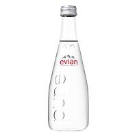 [Giao Nhanh 2H] Nước Khoáng Evian Chai Thủy Tinh 33Cl
