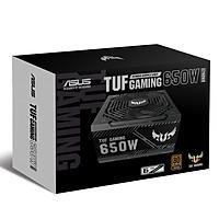 Bộ nguồn máy tính ASUS TUF GAMING 650W Bronze - Hàng Chính Hãng