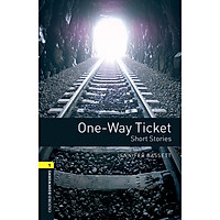 Oxford Bookworms Library (3 Ed.) 1: One-Way Ticket - Short Stories Mp3 Pack