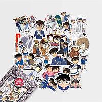 Conan - Set 30 sticker hình dán