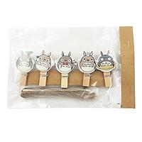 Kẹp Gỗ Hình Nhỏ 9 - Mẫu 39 - Totoro