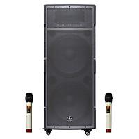 Loa kẹo karaoke bluetooth DALTON 15G1000U - Hàng chính hãng