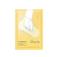 1 Pair Exfoliating Foot Masks Pedicure Socks Exfoliation for Feet Mask Remove Dead Skin Heels Foot Peeling Mask Pedicure