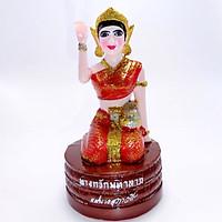 Tượng Mẹ Ngoắc Thần Tài NangKwak Thái Lan - Chuyển Động - Tặng Kèm Phin - Kim Tiền Jewelry