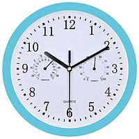 Đồng hồ treo tường kiêm nhiệt kế và ẩm kế
