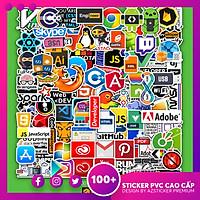 Sticker Chống Nước |Set 50 Hình Chủ Đề Devoloper