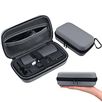 Mini Carrying  Case For Pocket 2 Portable Bag Storage Hard Shell Box For Pocket 2 Creator Combo Gimbal Accessories