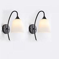 Combo 2 đèn gắn tường T007H - đèn tường - đèn treo tường NATURAL LAMP