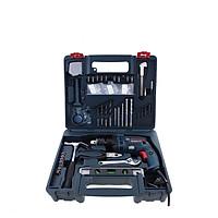 Bộ máy khoan động lực Bosch GSB 13 RE SET 100 chi tiết