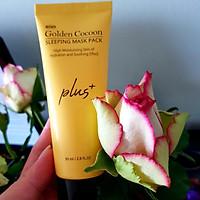 Gel ủ da qua đêm - Mặt nạ ngủ kén tơ tằm vàng Golden Cocoon Sleeping Mask Pack nhập khẩu Hàn Quốc