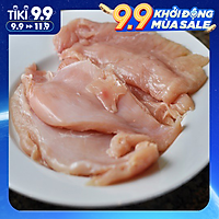 [Chỉ giao HCM] - Ức gà - NK Mỹ - 500gram