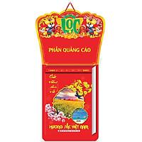 Lịch bloc 2020  - Hương sắc Việt Nam - bloc siêu đại 25x35cm