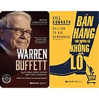Combo Warren Buffett - Quá Trình Hình Thành Một Nhà Tư Bản Mỹ + Bán Hàng Cho Những Gã Khổng Lồ