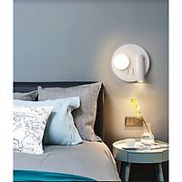 Đèn đọc sách gắn tường hình tròn hiện đại RB LIGHTING