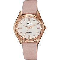 Đồng hồ đeo tay Nữ hiệu Q&Q QC07J101Y