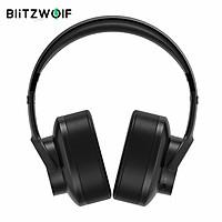 BlitzWolf BW-HP2 Newest Touch Control bluetooth 5.0 Wireless Headphone Headset Speaker