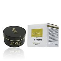 Kem dưỡng trắng da toàn thân KB ONE 200g (Ban đêm)