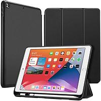 Bao da cho iPad Gen 8 10.2 2020 ESR Rebound Pencil Slim Smart Case (Có khe cắm bút Apple Pencil) - Hàng Nhập Khẩu