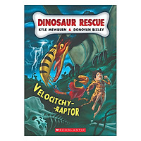 Dinosaur Rescue #3: Velocitchy-Raptor