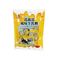 Kẹo sữa bò Hokkaido Chiao-E Nhật Bản 90g
